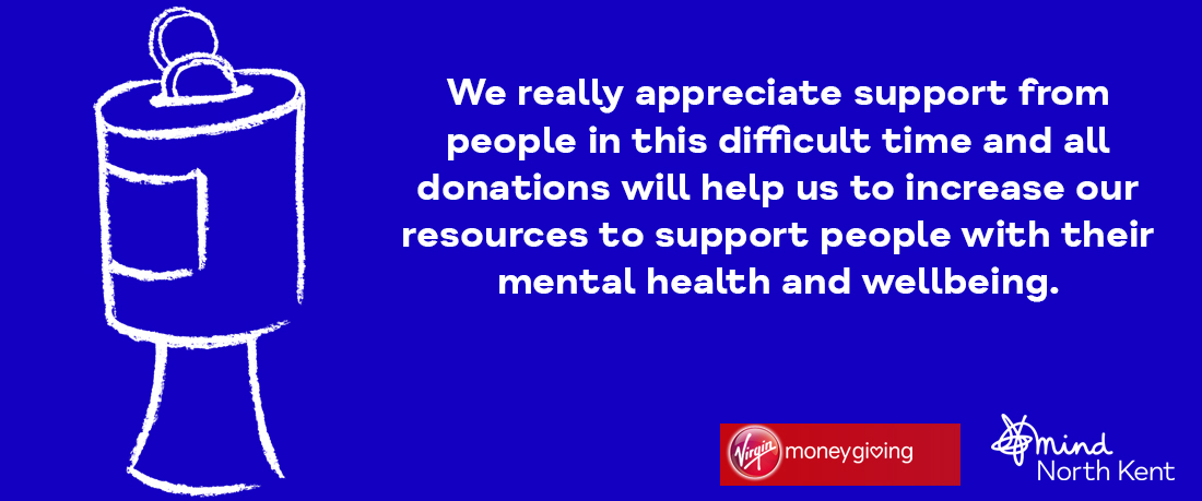 Donate to North Kent Mind