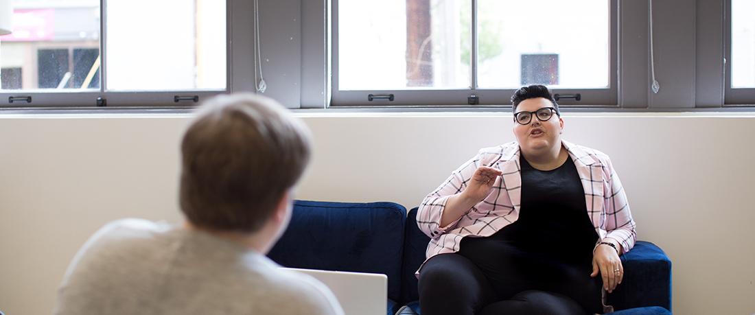 Access free NHS talking therapies